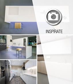 Inspírate en nuestra galeria de cocinas