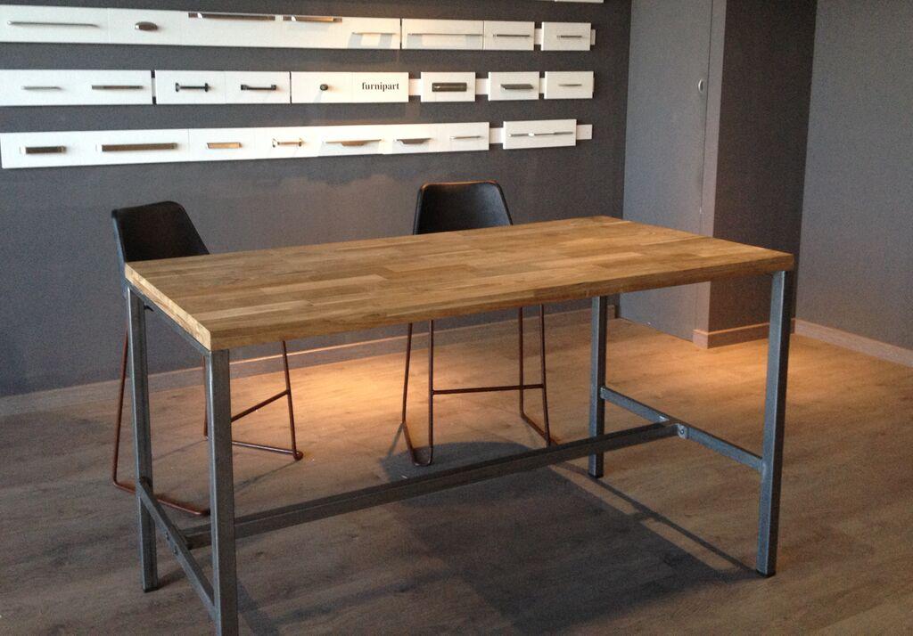 Genial mesa alta de cocina galer a de im genes mesa alta - Mesas cocina altas ...