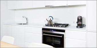 cocina bianca