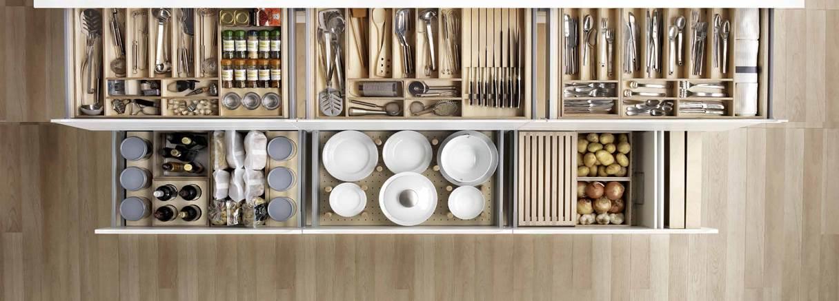 Cocinas brava cocinas de dise o orden en la cocina cocinas brava cocinas de dise o - Orden en la cocina ...