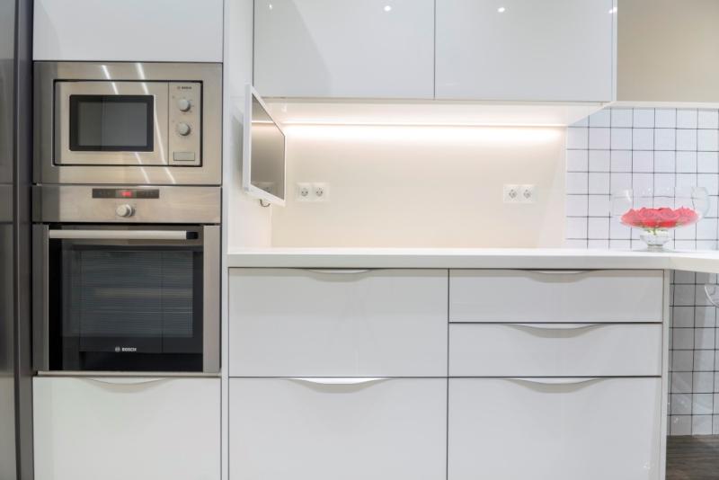 Awesome Muebles De Cocina Lacados En Blanco Ideas - Casas: Ideas ...
