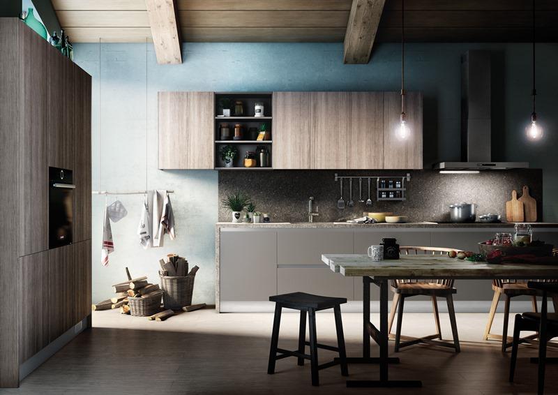 Cocinas Brava - Cocinas de diseño | LEGNO / MATT un perfecto juego ...