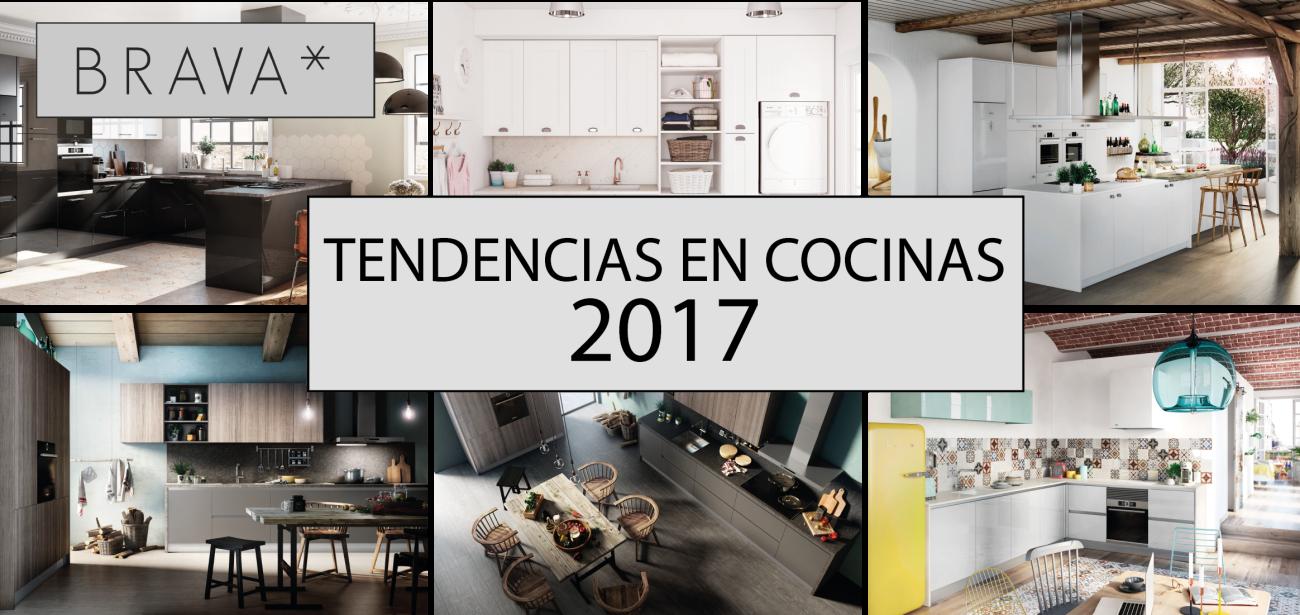 Cocinas Brava Cocinas De Diseno Tendencias En Cocinas 2017 - Tendencias-cocinas