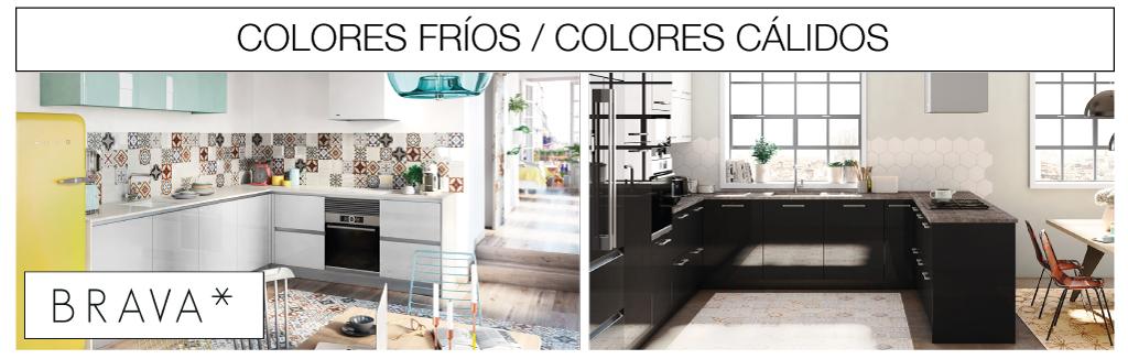 Cocinas Brava - Cocinas de diseño | El color de los muebles de ...