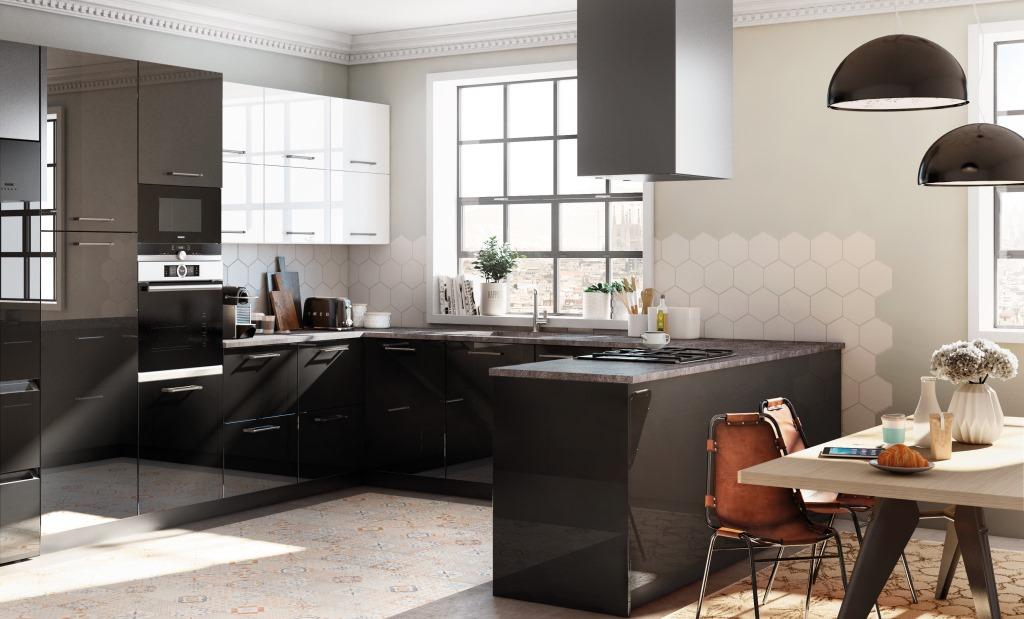 Cocinas brava cocinas de dise o comprar una cocina - Planificar una cocina ...