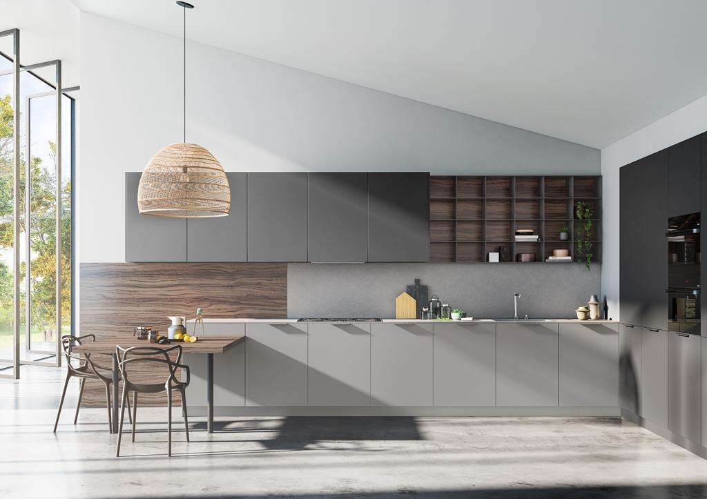Cocinas Brava - Cocinas de diseño | Tmatt Visone y Antracite ...