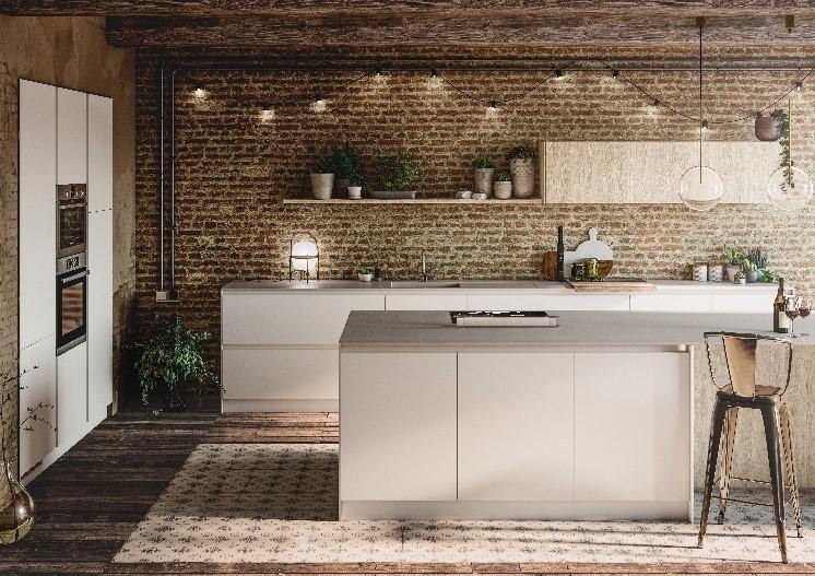 BIANCO ZEN - Cocinas Brava - Cocinas de diseño